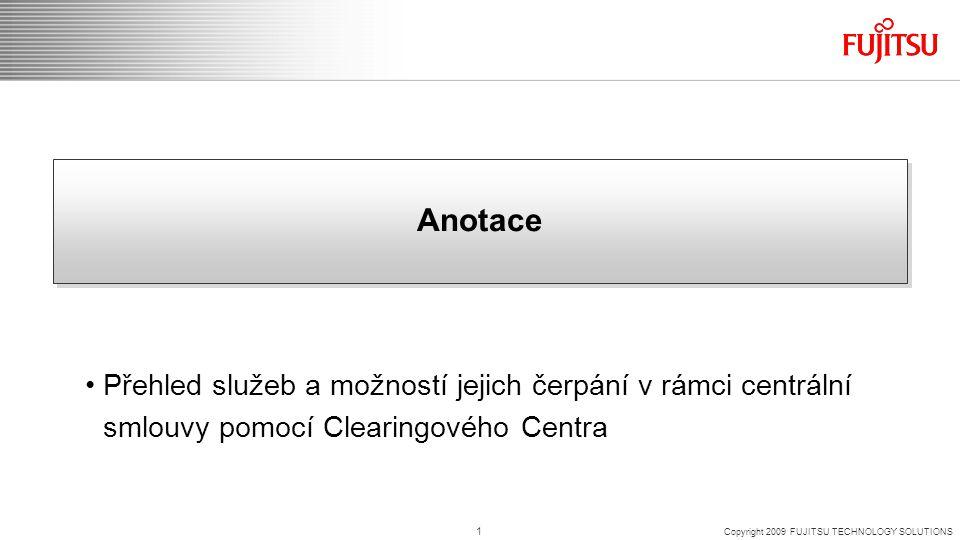 Clearingové centrum Evidence.cz@ts.fujitsu.com Evidence.cz@ts.fujitsu.com Tel.