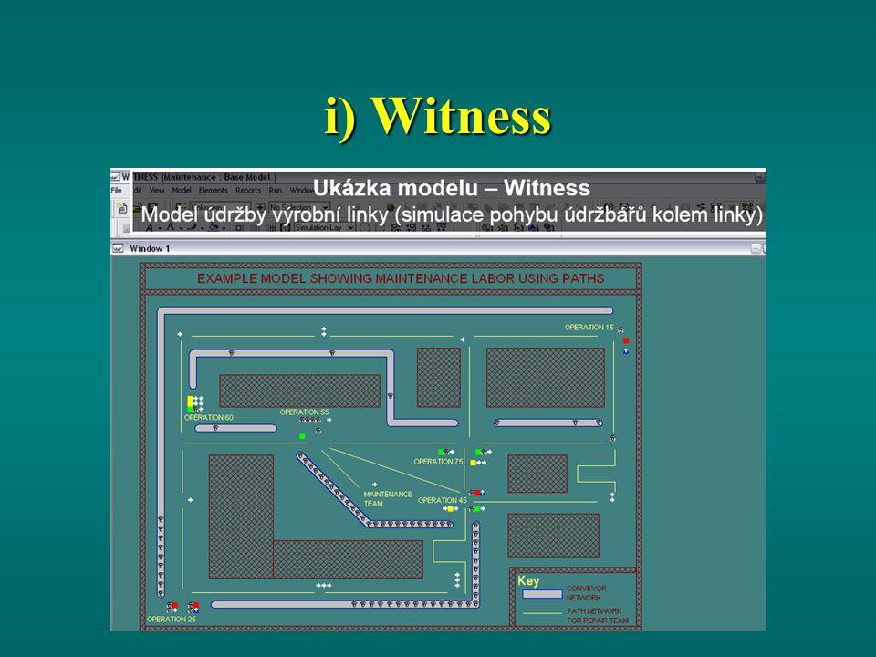 i) Witness