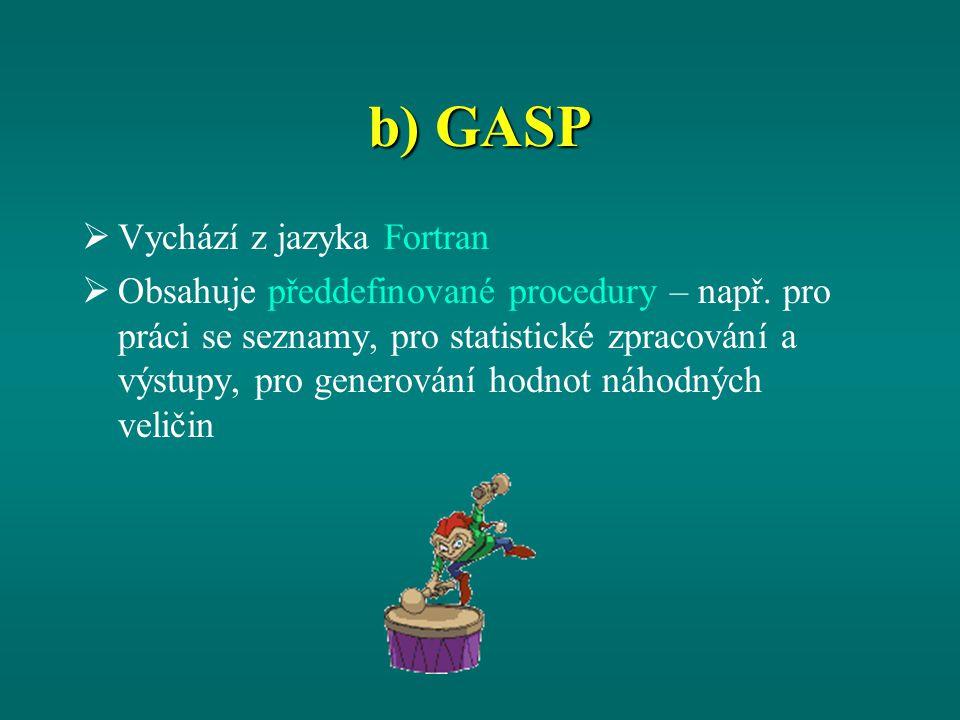 h) Powersim Ukázka matem.modelu dynamiky chování proudění plynu mezi podzemními prostorami vzniklými jako důsledek hornické činnosti na Ostravsku (VŠB-TU Ostrava)