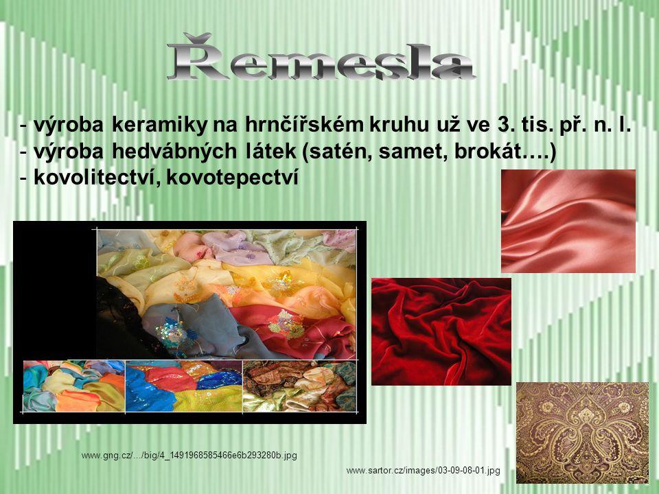 img.aktualne.centrum.cz/99/55/995528-hedvabna Hedvábná stezka www.harunyahya.com/.../dturkistan147.jpg - vybudovaná počátkem našeho letopočtu - obchod