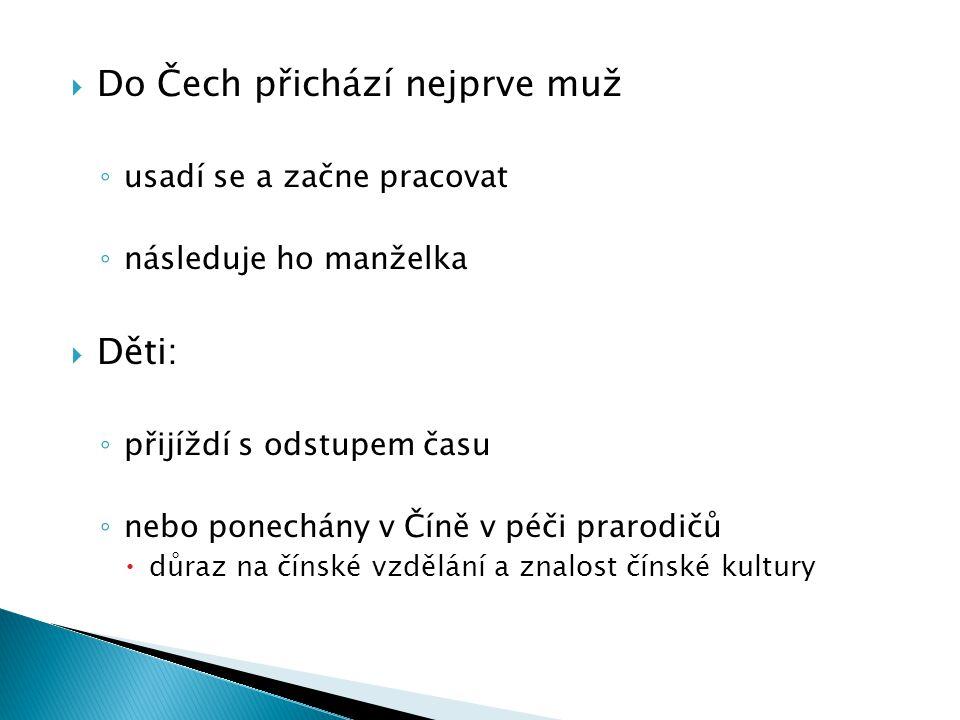  možnosti studia ◦ Česká škola ◦ Mezinárodní čínska škola v Praze