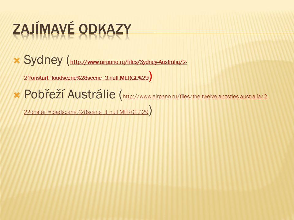  Sydney ( http://www.airpano.ru/files/Sydney-Australia/2- 2 onstart=loadscene%28scene_3,null,MERGE%29 ) http://www.airpano.ru/files/Sydney-Australia/2- 2 onstart=loadscene%28scene_3,null,MERGE%29  Pobřeží Austrálie ( http://www.airpano.ru/files/the-twelve-apostles-australia/2- 2 onstart=loadscene%28scene_1,null,MERGE%29 ) http://www.airpano.ru/files/the-twelve-apostles-australia/2- 2 onstart=loadscene%28scene_1,null,MERGE%29