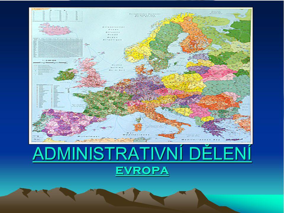 FEDERATIVNÍ STÁTYFEDERATIVNÍ STÁTY - EVROPA FEDERATIVNÍ STÁTY Federace je složený stát, skládající se z autonomních státních celků (členských států, zemí).