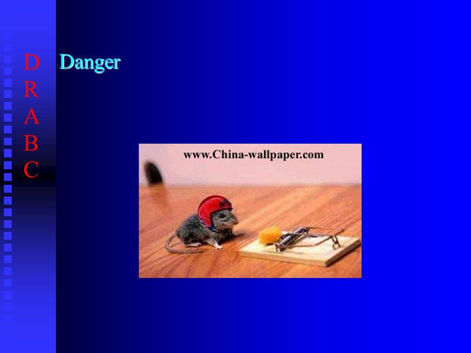 Danger DRABCDRABC