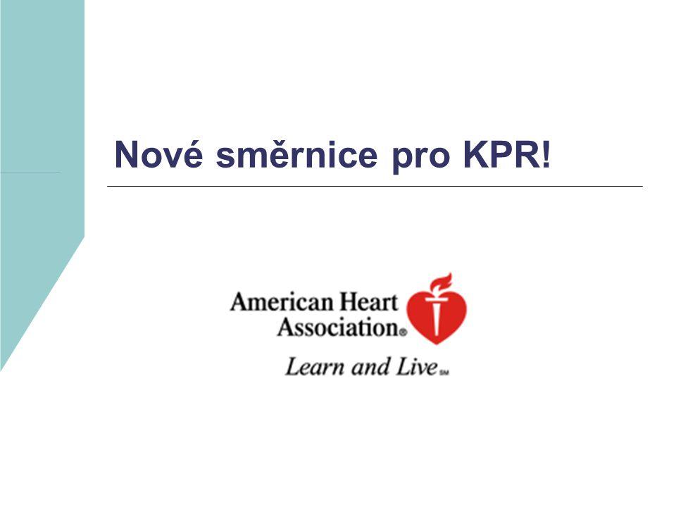 Nové směrnice pro KPR!