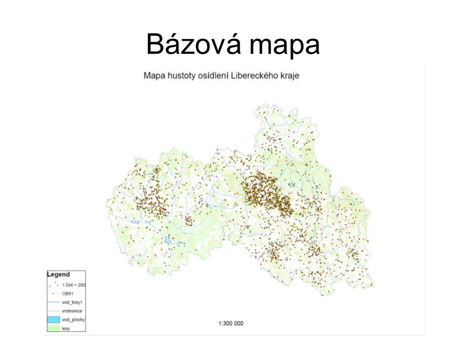 Bázová mapa