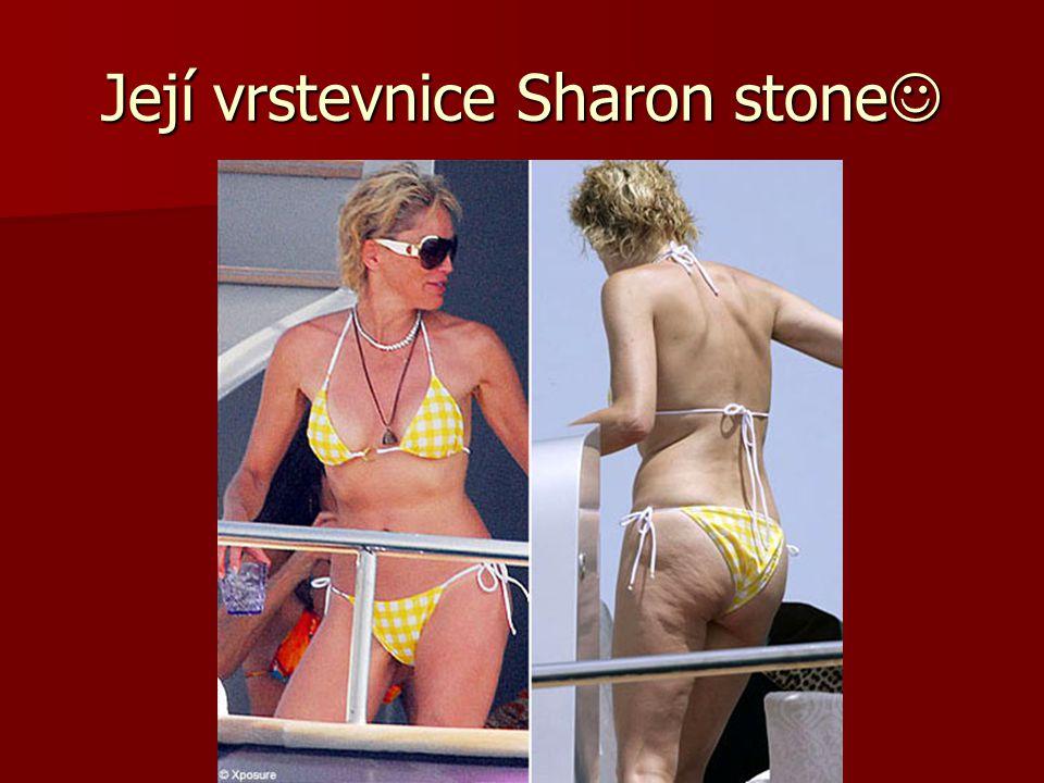 Její vrstevnice Sharon stone Její vrstevnice Sharon stone