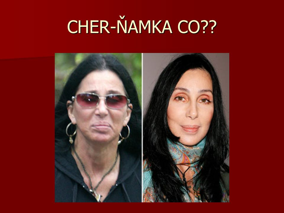 CHER-ŇAMKA CO