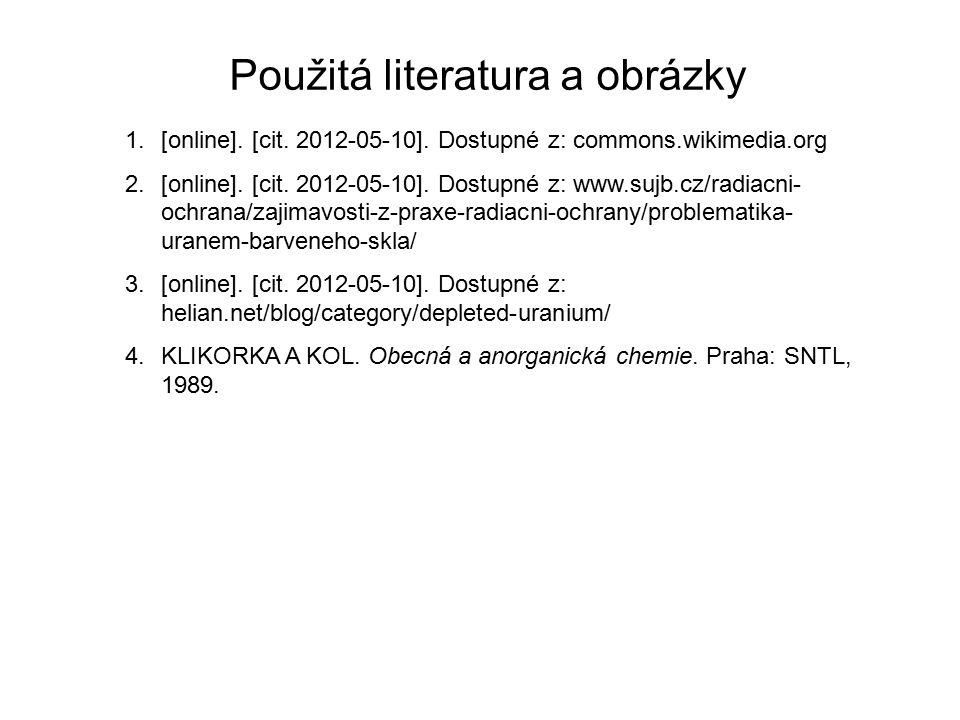 Použitá literatura a obrázky 1.[online].[cit. 2012-05-10].