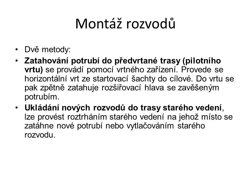 Použitá literatura: TRNKOVÁ, Miroslava.Instalace vody a kanalizace I.