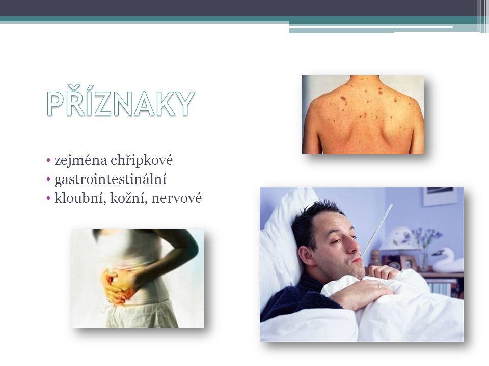 INKUBAČNÍ DOBA 2-5 měsíců PŮVODCE virus hepatitidy
