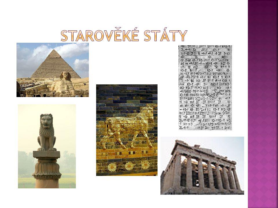 1.Co je považováno za začátek starověku. 2. Kdy začíná starověk.