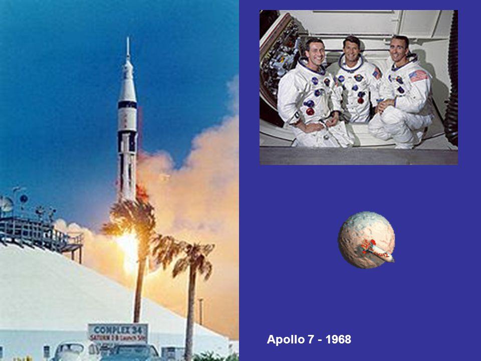 Apollo 7 - 1968