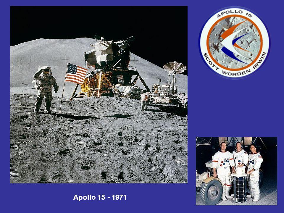Apollo 17 - 1972 Velitel Apolla 17 Eugene A.