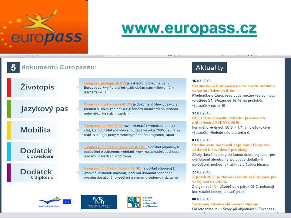 www.europass.cz
