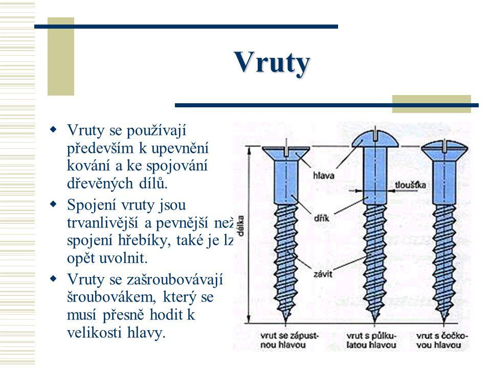 Zvlněné hřeby (vlnovce) ZZ vlněné hřeby vlnovce) jsou tenké zvlněné pruhy plechu, které se používají ke stabilizaci natupo lepených rohů. Zarážejí s