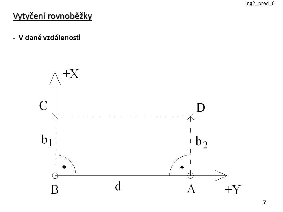 Vytyčení rovnoběžky - V dané vzdálenosti Ing2_pred_6 7