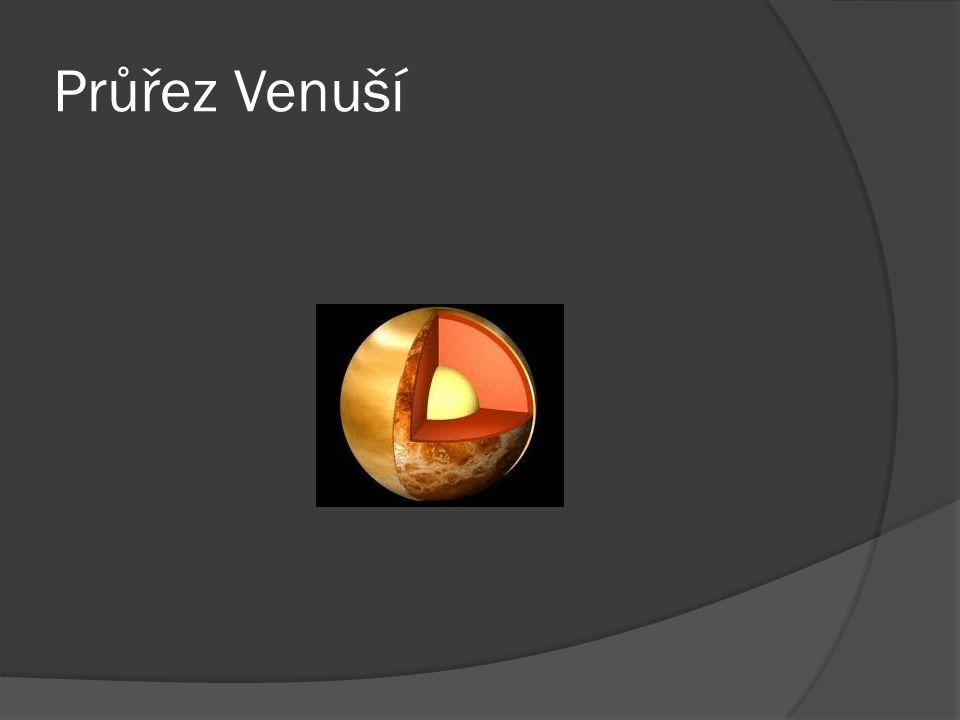 Průřez Venuší