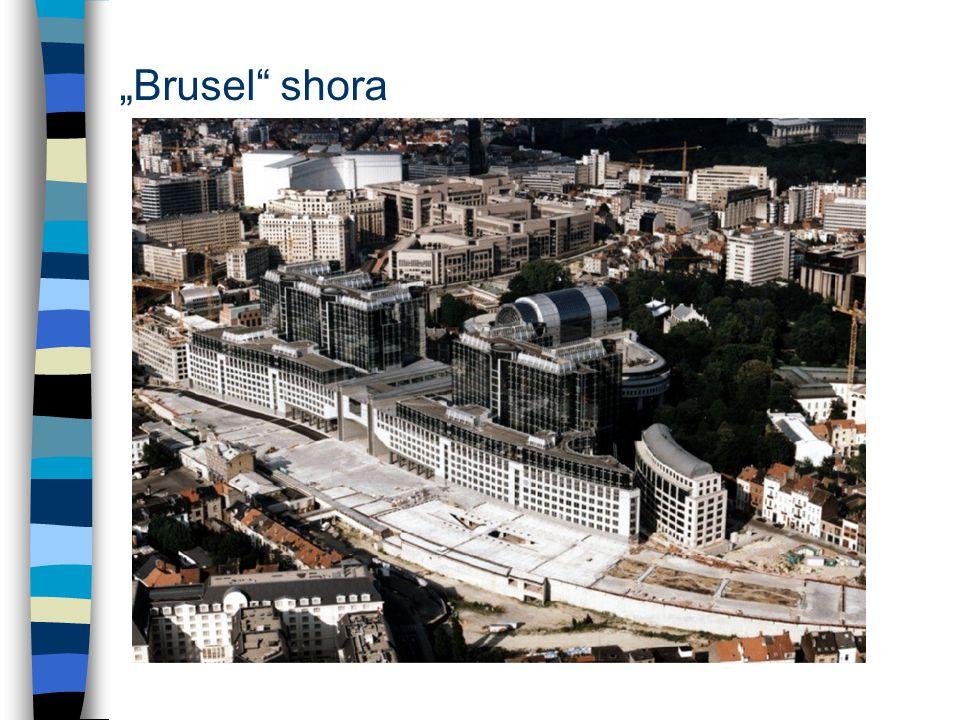 """""""Brusel"""" shora"""