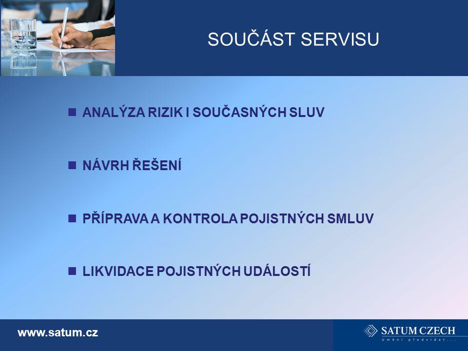 Budoucí architektura soukromých penzí www.satum.cz
