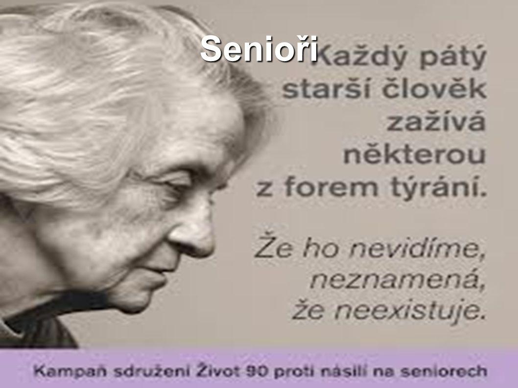 Senioři