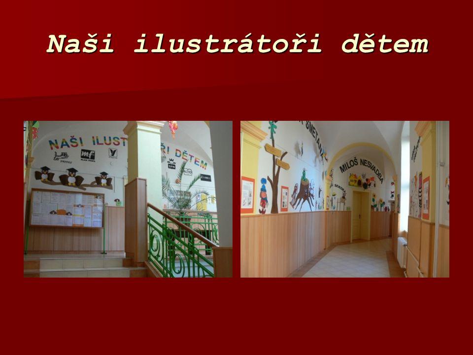 Naši ilustrátoři dětem
