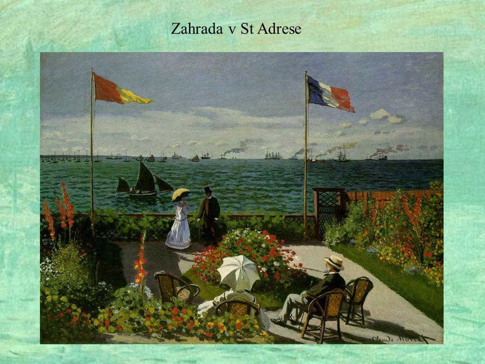 Zahrada v St Adrese