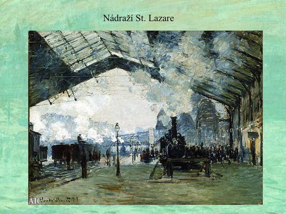Nádraží St. Lazare