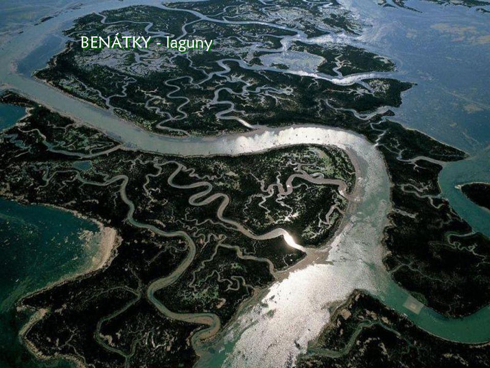 BENÁTKY - laguny BENÁTKY - laguny