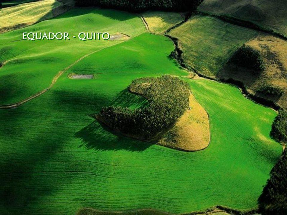 EQUADOR - QUITO EQUADOR - QUITO