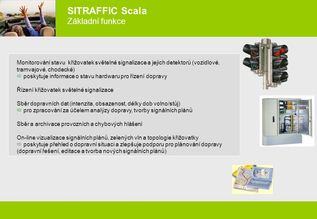 Intelligent Traffic Systems Siemens Urban Traffic Control System Slide 3 Industrial Solutions and Services Your Success is Our Goal Intelligent Traffi