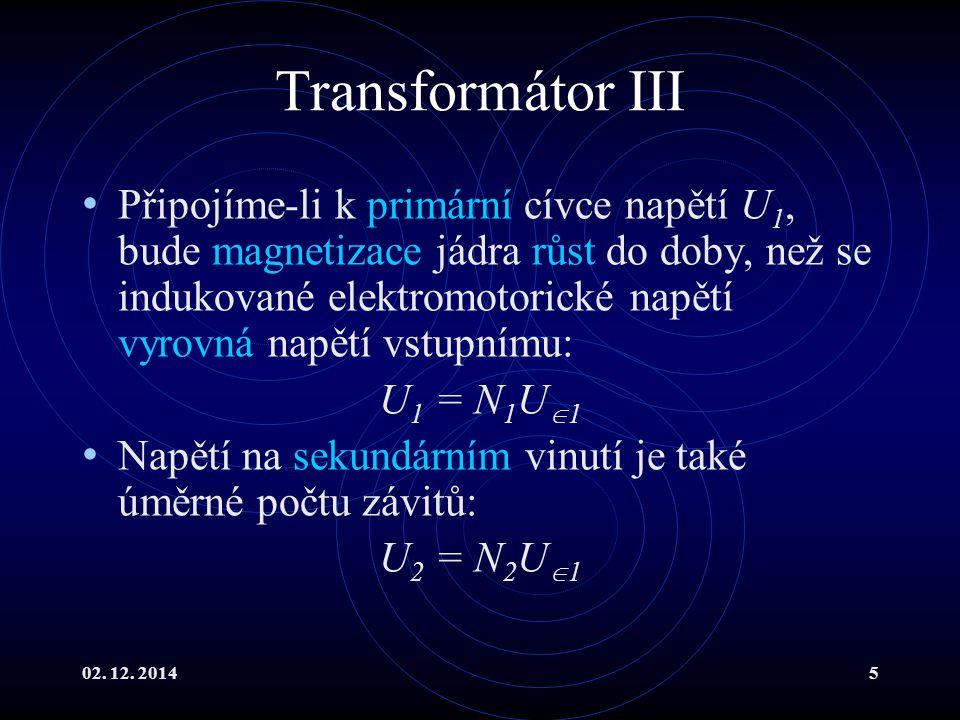 02.12. 201416 RL obvod I Obdobná situace nastane zaměníme-li v obvodu kondenzátor C za cívku L.
