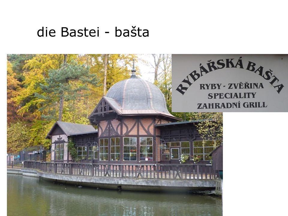die Bastei - bašta