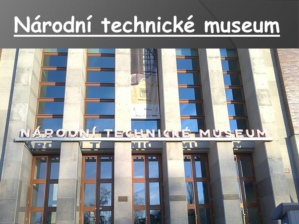 Národní technické museum