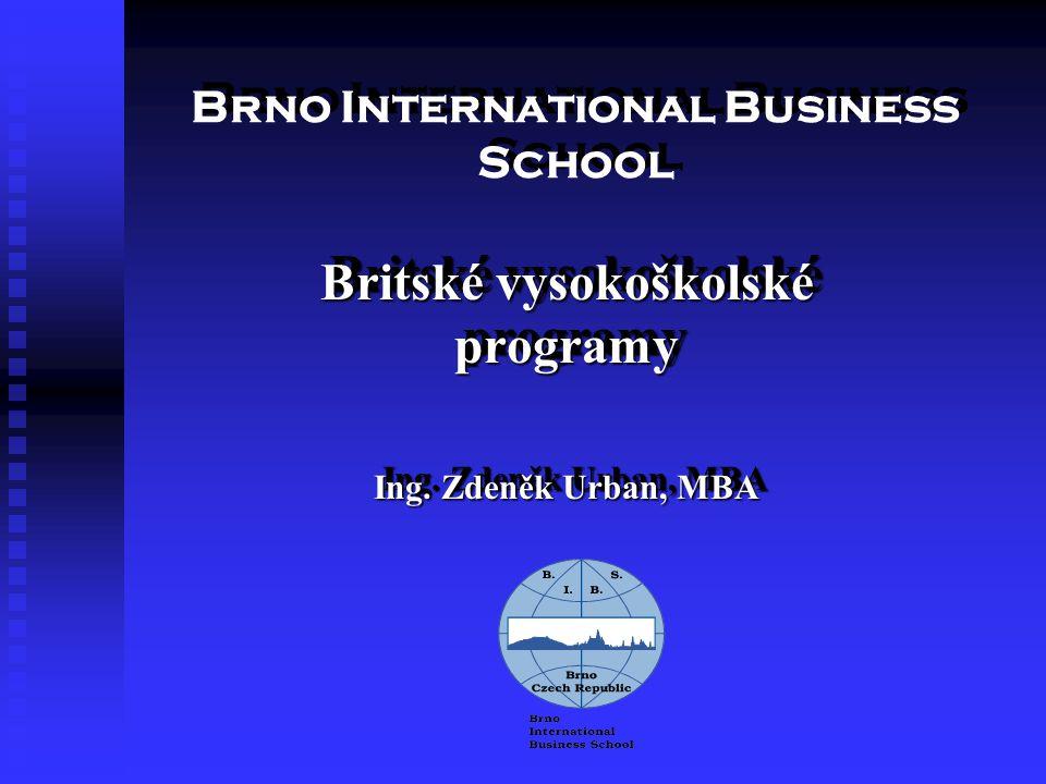 Brno International Business School B.I.B.S., a.s.