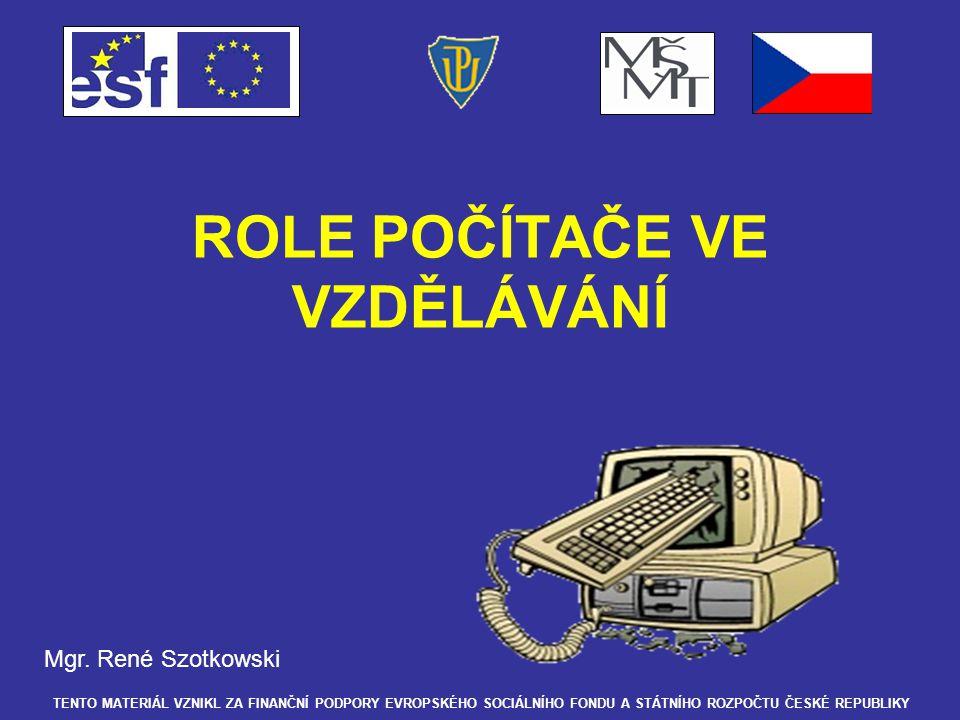 Digitální knihovny Souvisí s elektronickou učebnicí.