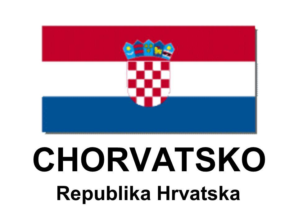 Republika Hrvatska CHORVATSKO