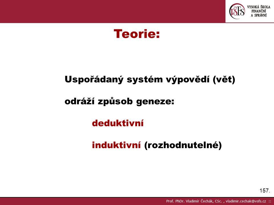 157.Prof. PhDr.