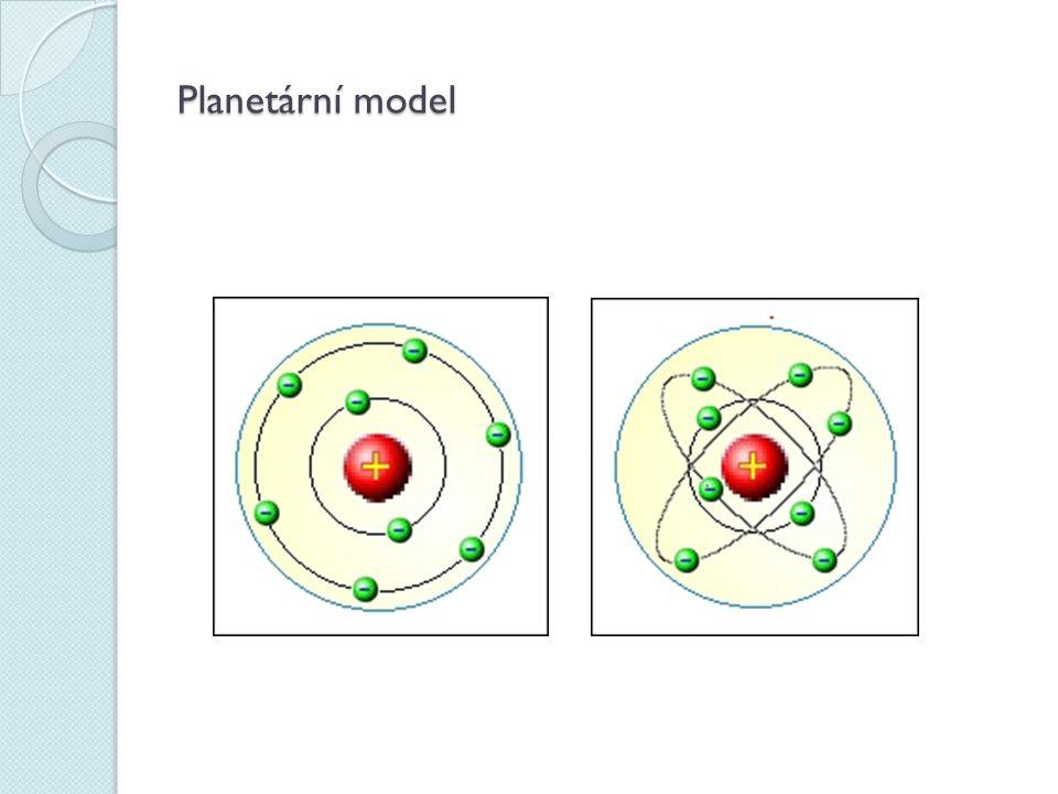 Nedostatky modelu elektron, který obíhá po určité dráze by podle zákonů klasické fyziky musel vyzařovat elektromagnetické záření docházelo by ke ztrátě energie (pomocí záření- vyzáření) elektron by po určité době spadl na jádro ve skutečnosti to tak není, atomy jsou stabilní