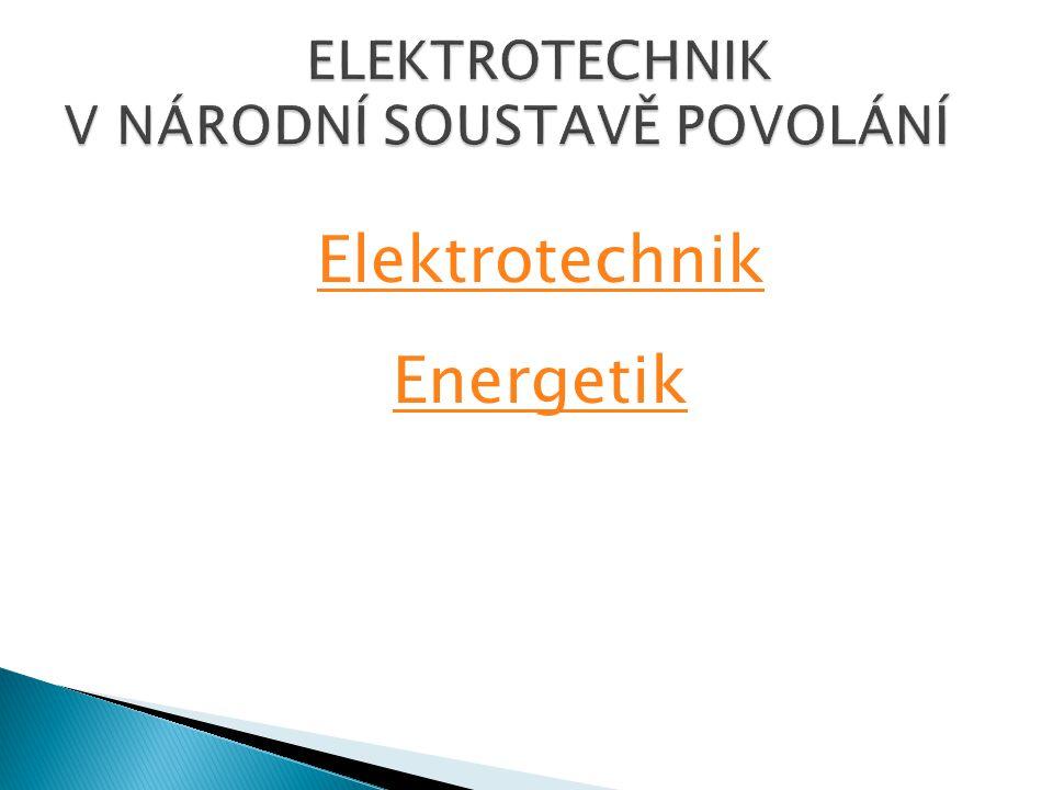 Elektrotechnik Energetik