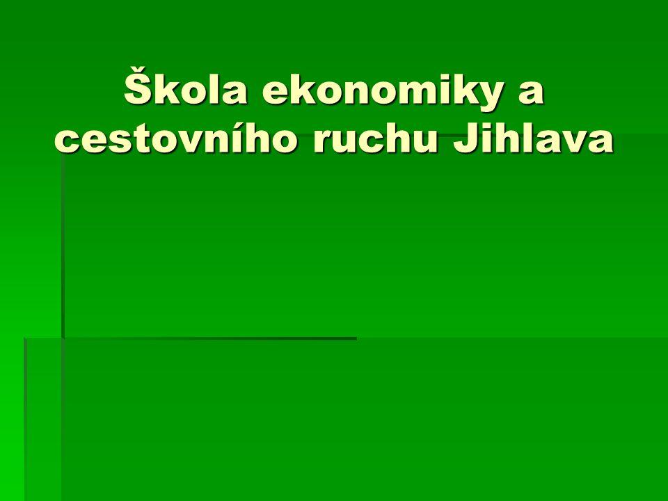 Škola ekonomiky a cestovního ruchu Jihlava