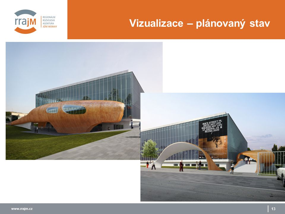 www.rrajm.cz 13 Vizualizace – plánovaný stav