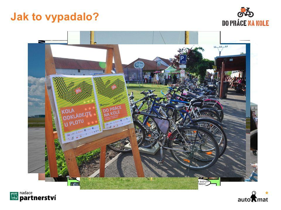 Čísla kampaně 2012 2535 účastníků 829 týmů 4 města Najeto 533 tisíc kilometrů Ušetřeno 57 tun oxidu uhličitého MĚSTA PRO LIDI – K NEZAPLACENÍ!
