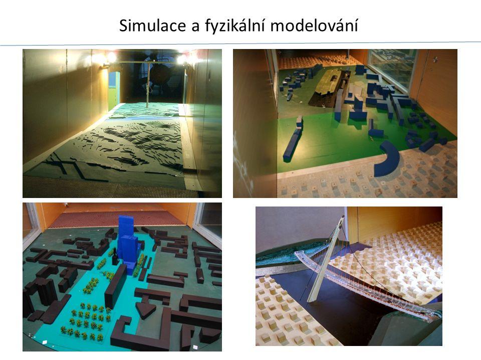 Simulace a fyzikální modelování