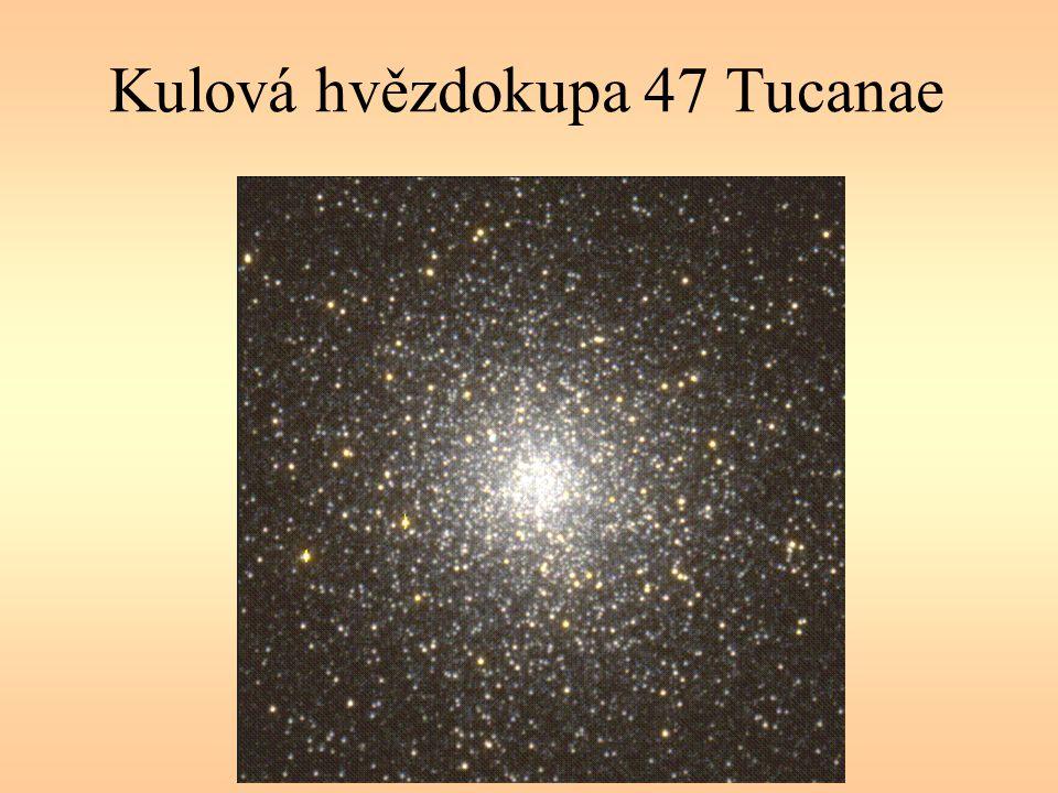 Kulová hvězdokupa 47 Tucanae