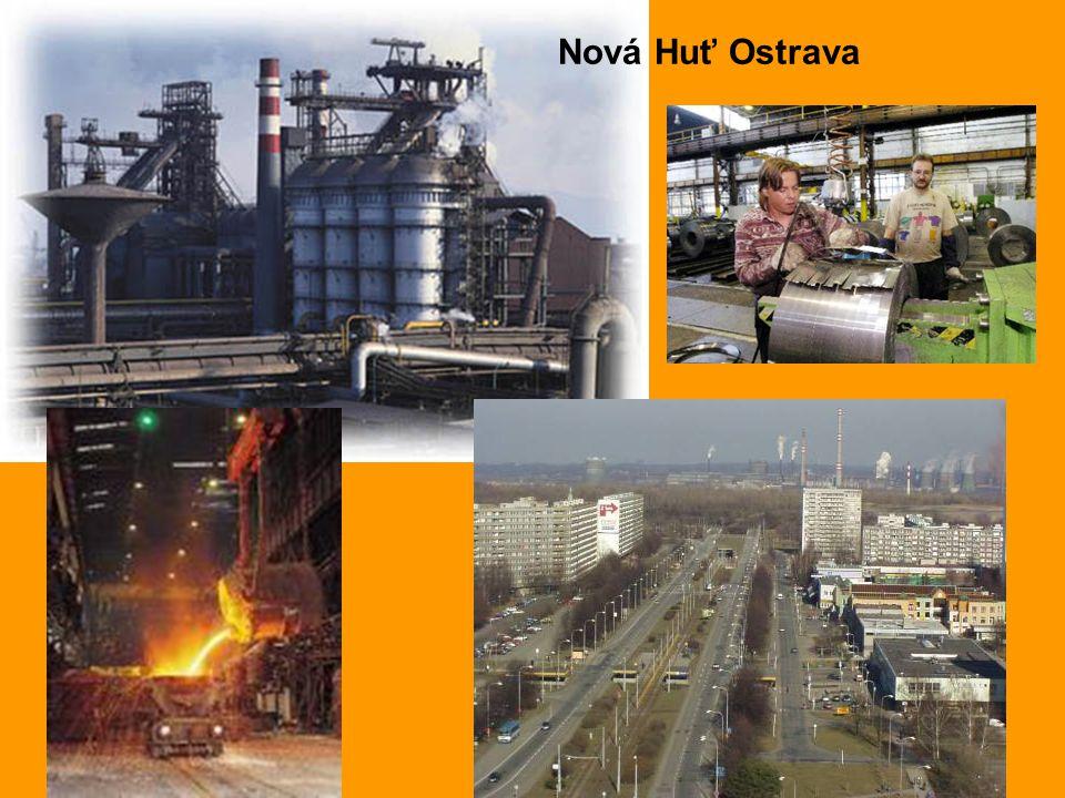 Nová Huť Ostrava
