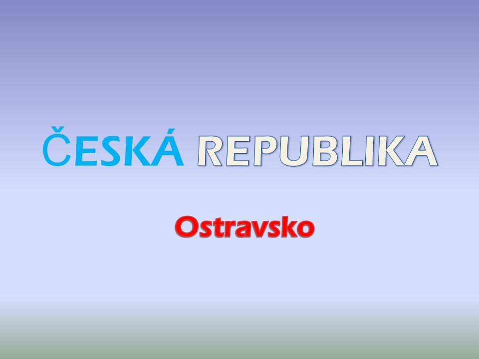 Obr. č. 1 OSTRAVSKO