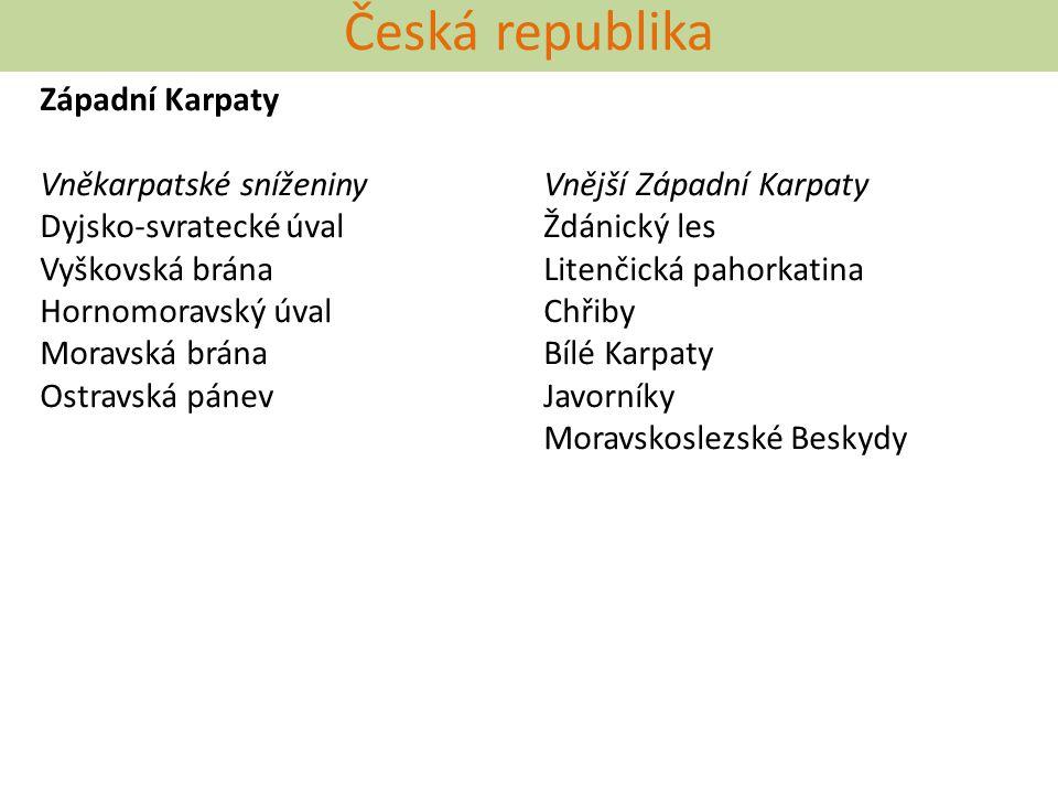 Česká republika – nerostné suroviny Nerudné suroviny kaolin: je vynikající kvality, dal vzniknout našemu sklářskému a keramickému průmyslu, těží se na Karlovarsku (u Sedlce, Stará role, Chodov - vše u Karlových Varů), na Plzeňsku (Horní Bříza, Chlumčany, Kaznějov) a u Podbořan (východně od Karlových Varů) sklářské písky: s 98% obsahem křemene se těží v severních a severovýchodních Čechách (Českolipsko, Turnovsko, Adršpach) a na Chebsku vápenec: používá se k výrobě cementu a vápna a jako stavební kámen (mramor), těží se téměř rovnoměrně po celé republice např.