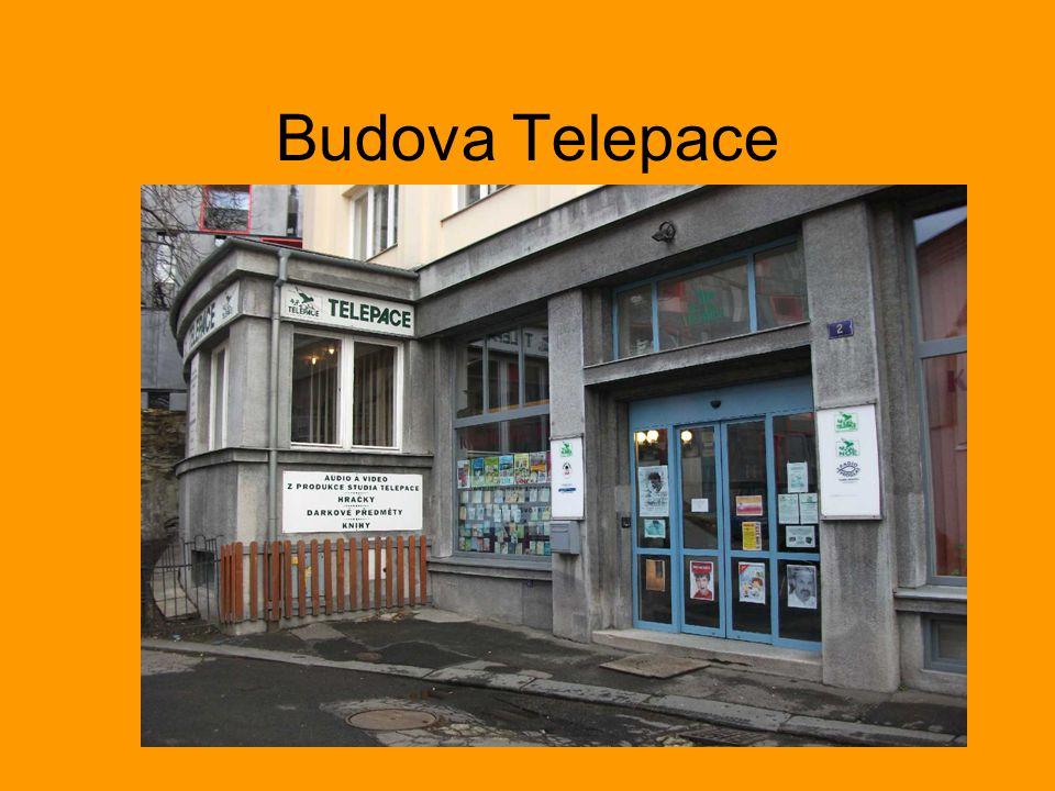 Budova Telepace