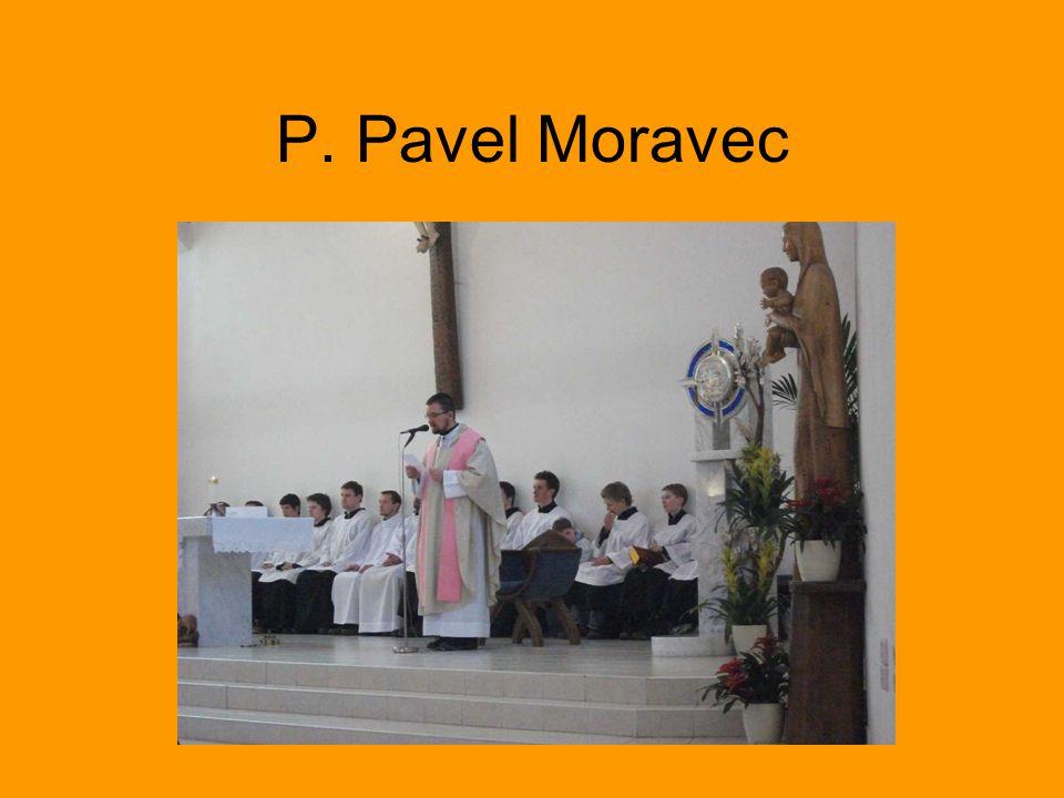 P. Pavel Moravec